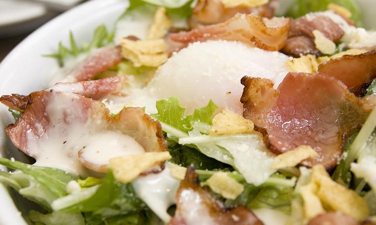 At Rustiko Miami we offer a tantalizing Caesar Salad.